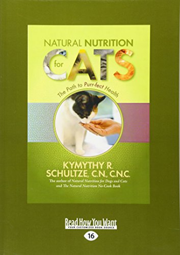 Natural Nutrition for Cats: The Path to Purr-Fect Health