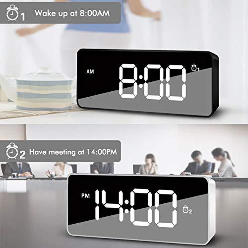 Zoom IMG-3 chereeki sveglia digitale 4 6
