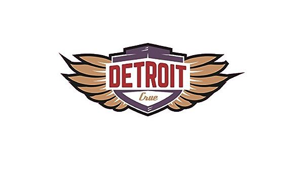 1 X Aufkleber Detroit Angel Engel Usa America Amerika Sticker Flügel Tuning Jdm Auto