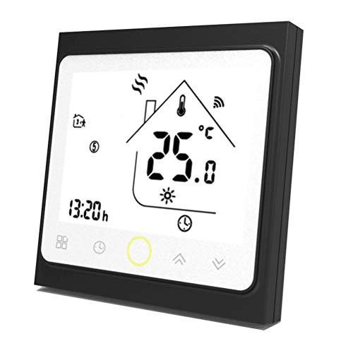 Wifi Thermostat programmable pour individuel gaz/Chauffage...