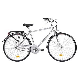 """41643L8f1PL. SS300 Atala Bicicletta da Città da Uomo Sportiva Grigio Metallizzato 28"""""""