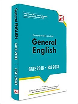 General English for GATE & PSUs: 2018