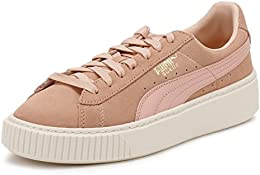 sneakers donna puma rosse