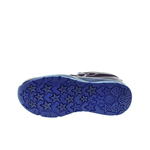 KangaROOS K-lev Iii, chaussons d'intérieur mixte enfant blau