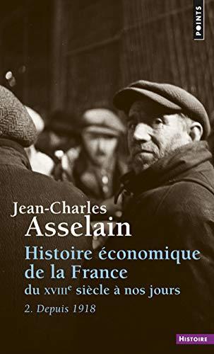 Histoire économique de la France du XVIIIe siècle (2)