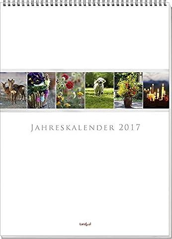 Landlust - Wandkalender 2017