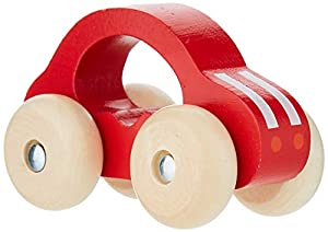 Siva Toys Siva_74001035 First Car, Rojo