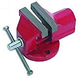 McDrill Mini-Schraubstock aus Metall, Spannweite 40mm
