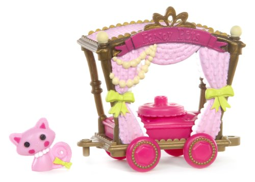 Mini Lalaloopsy Silly Pet Parade - Spinning Pretty Wagon