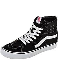 Vans sK8 (Hi-Noir/Noir/Blanc-Chaussures