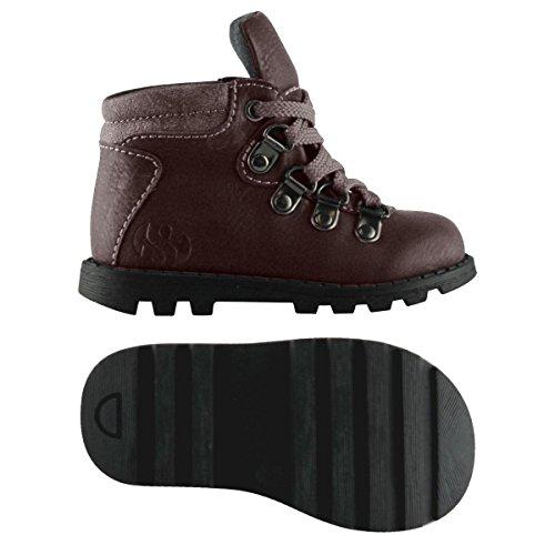 Criança synleab Borgonha Boots 4560 Ankle qSYwaIa