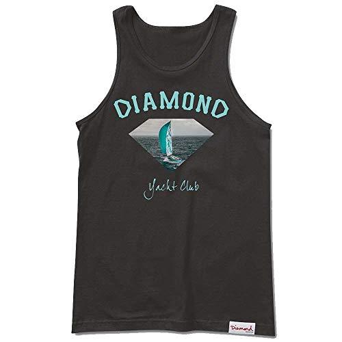 Diamond Supply Co. OG Yacht Club Tank Top Black