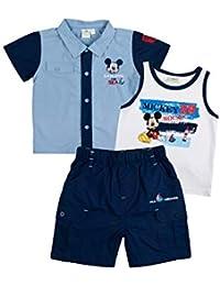 1ed10315c94 Amazon.fr   Mickey Mouse - Ensembles   Bébé garçon 0-24m   Vêtements