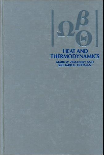 Heat and Thermodynamics por Mark W. Zemansky