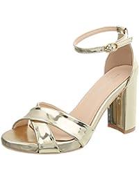 Ital-Design - Scarpe chiuse Donna , oro (gold), 37
