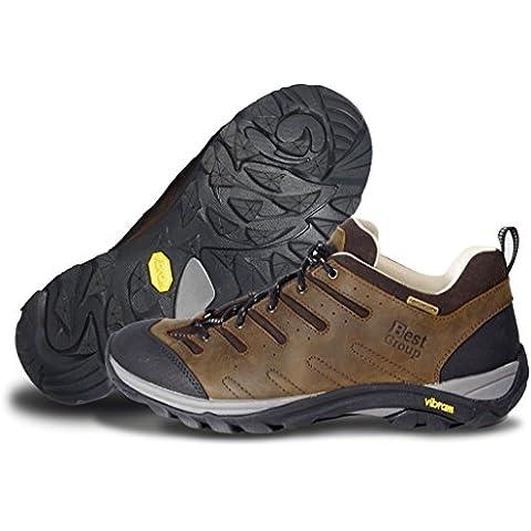 Unknown ,  Scarponcini da camminata ed escursionismo uomo Marrone