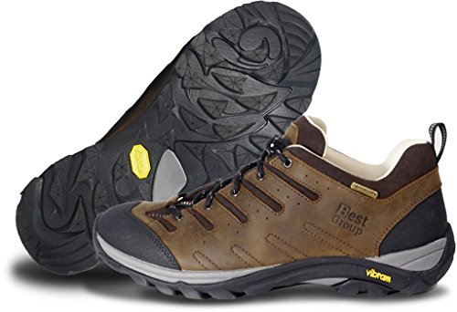 Best Group Mist Scarpe da trekking, Brown, EU