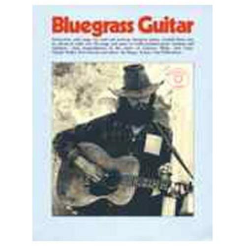HAL LEONARD Bluegrass Gitarre Buch und CD