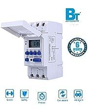 Blackt Electrotech (BT-41D) 250VAC/16Amp Programmable Daily