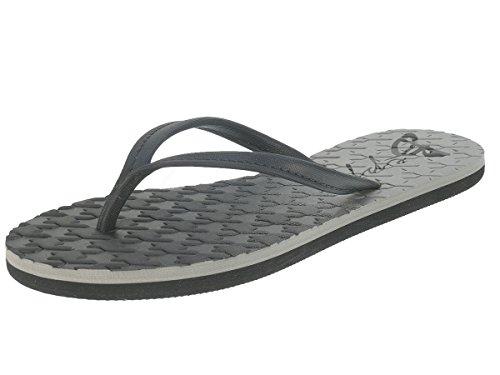 Beppi dita dei piedi estate da donna Badelatschen Nero