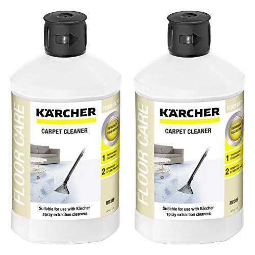 Kärcher RM 519 Teppichreiniger 1000ml, 2er Pack (2 x 1000ml)
