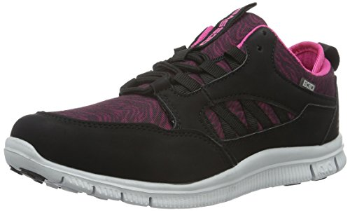 Xti 41191, Baskets Basses Femme Rose - Pink (Fucsia)