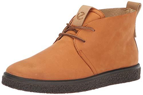 Ecco Damen CREPETRAY Ladies Chukka Boots, Braun (Amber 2112), 37 EU