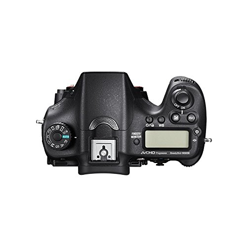 SONY Alpha 77 II + 18-55 SAM + Sac + Carte SD 4 Go