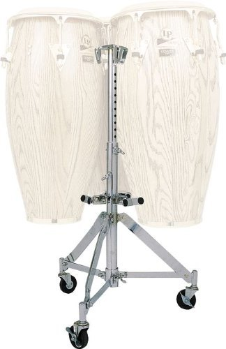 Latin Percussion LP291 Slide Mount Triple Conga Stand