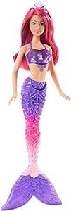 Barbie - DHM48 - Sirène -  Bijoux -  Multicolore