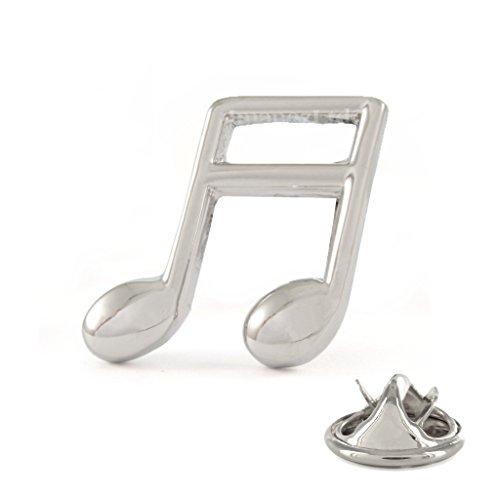 Musik Note Metall-Pin Badge