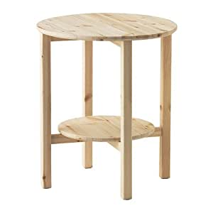 IKEA nornas - Table d'appoint, pin - 52 cm