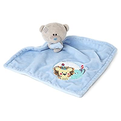 Me to You Tiny Tatty Teddy Baby Comforter, Blue