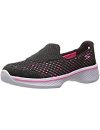 Skechers Mädchen Go Walk 4-Kindle Sneakers