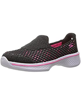 Skechers Go Walk 4-Kindle, Zapatillas Niñas