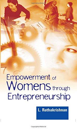 Empowerment of Women Through Entrepreneurship