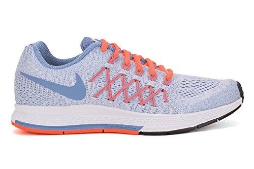 Nike Zoom Pegasus 32 (Gs) Scarpe da ginnastica, Bambine e ragazze ghiaccio - arancio