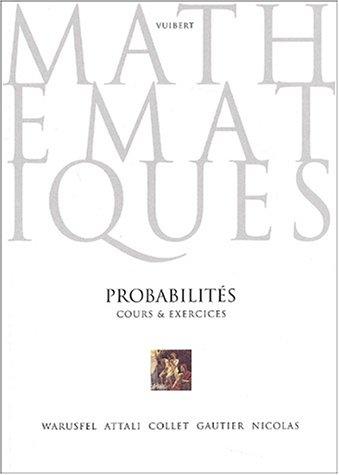 Probabilités. Cours & exercices