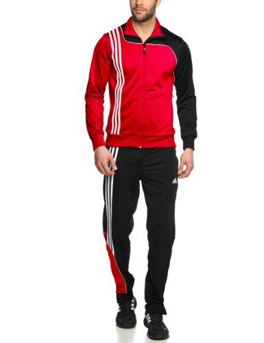 adidas Herren Trainingsanzug  Sereno 11, Univerred/Black, 5, V38052