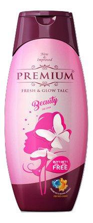 Premium Beauty Talc - 600gm (B1G1)