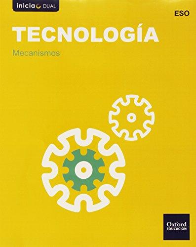 Tecnología Secundaria. Mecanismos (Inicia Dual) - 9788467364026 por Varios Autores