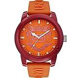 Reloj Marc Ecko The Emblem E06518g5 Hombre Naranja