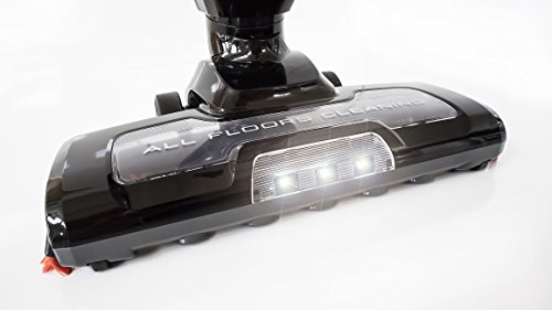 Hoover Free Motion FM144B2 2-in-1 Cordless Stick Vacuum Cleaner, 14.4 V – Black