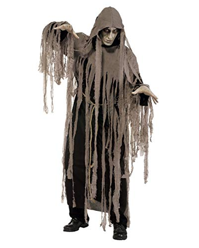 Kostüm Zombie Nightmare - Horror-Shop Zombie Nightmare Halloween Kostüm Kutte XL