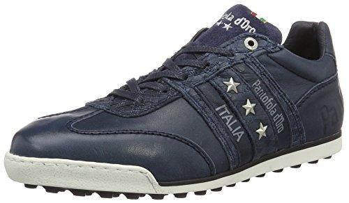 Pantofola d'Oro Herren Imola Soccer Uomo Low Sneaker Blau (Dress Blues)