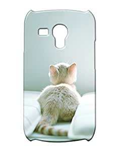 Pickpattern Back Cover for Galaxy S3 Mini i9192