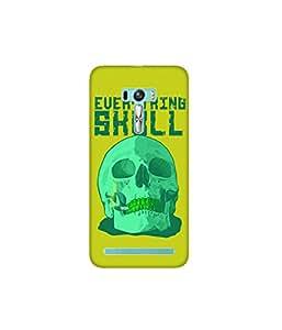 Kolor Edge Printed Back Cover for Asus Zenfone Selfie - Multicolor (4400-Ke10048ZenSelfieSub)