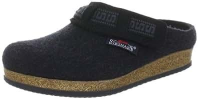 Stegmann 115 17815, Unisex - Erwachsene Pantoffel, Grau (graphit 8801), EU 40