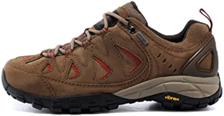 YaXuan Zapatos para Caminar al Aire Libre para Hombre, Zapatos de Senderismo Transpirables, Zapatos Ligeros de  -
