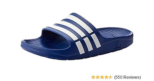 6f822404d6b3df adidas Unisex Adult Duramo Slide Open Toe Sandals  Amazon.co.uk  Shoes    Bags